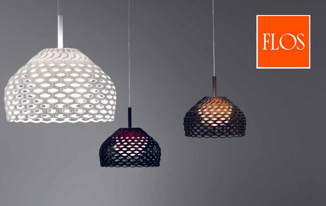 Lámparas de diseño Tatou de Flos
