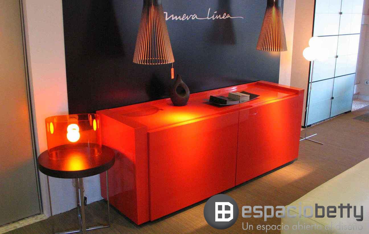 Conoce el Outlet de Espacio Betty de muebles y lámparas de diseño y modernas en Madrid