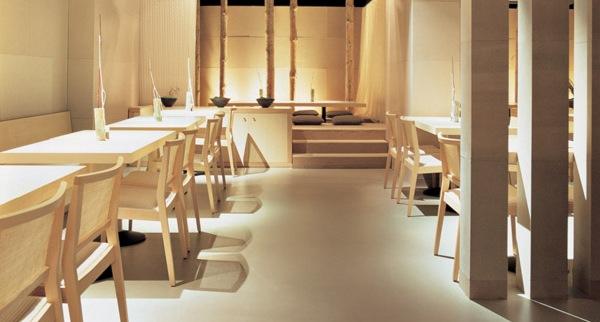 Muebles y l mparas modernas y de dise o para resturantes for Muebles para restaurantes modernos