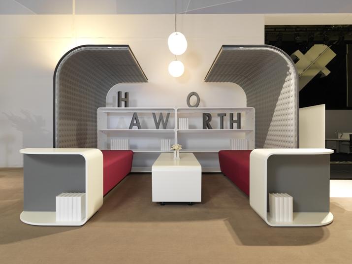 Salas de espera modernas y de diseu00f1o en Madrid : EspacioBetty Madrid