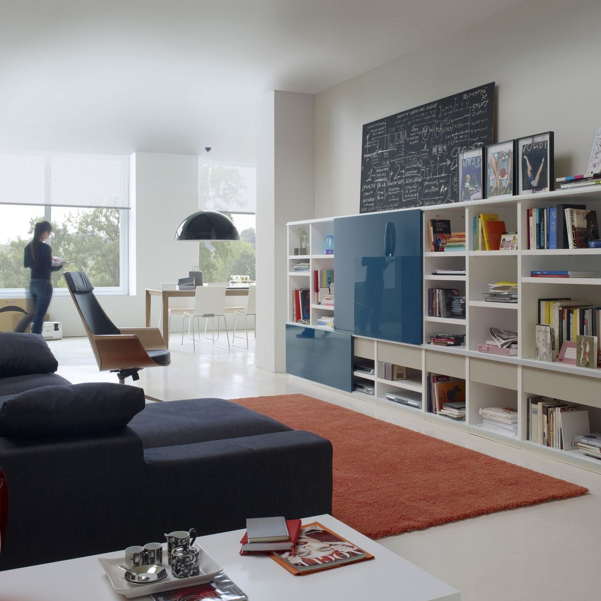 Muebles De Dise O De Nueva Linea En Madrid Espaciobetty Madrid # Muebles Suspendidos Salon