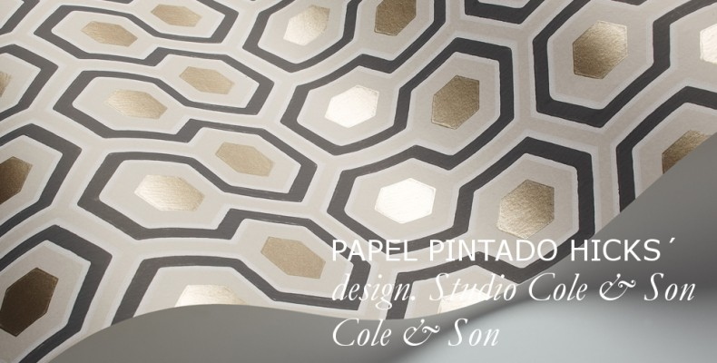Cole&Son papel pintado Hicks
