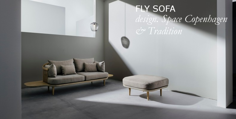 ANDTradition sofa Fly