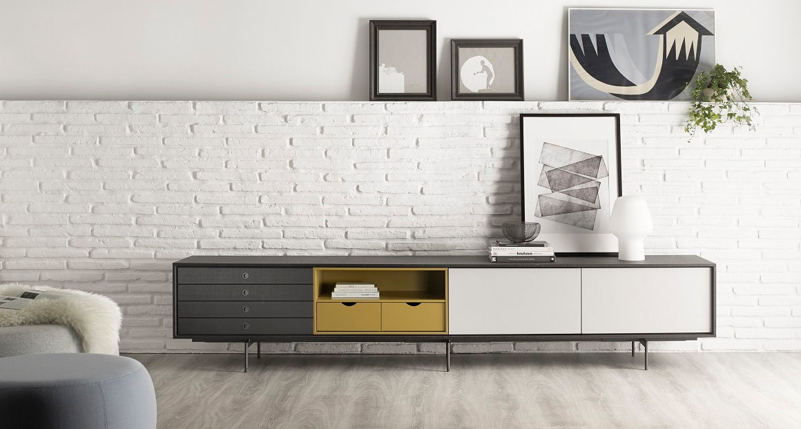Muebles bajos para salon muebles bajos para salon - Muebles bajos salon ...
