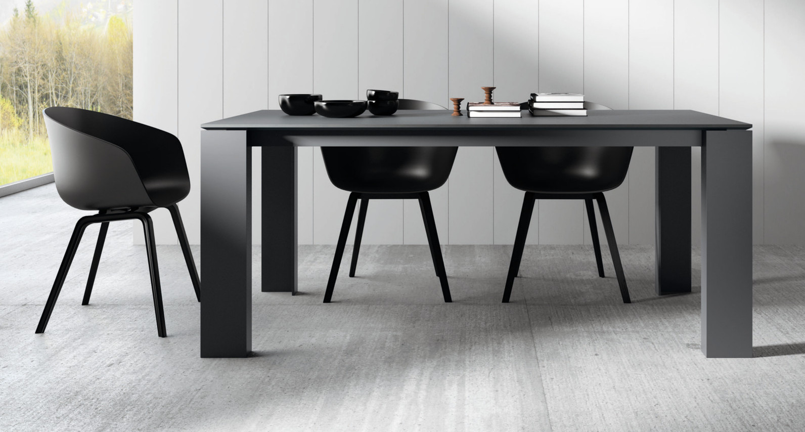 Colección de mesas Tavole de Vive de estilo nórdico | EspacioBetty ...