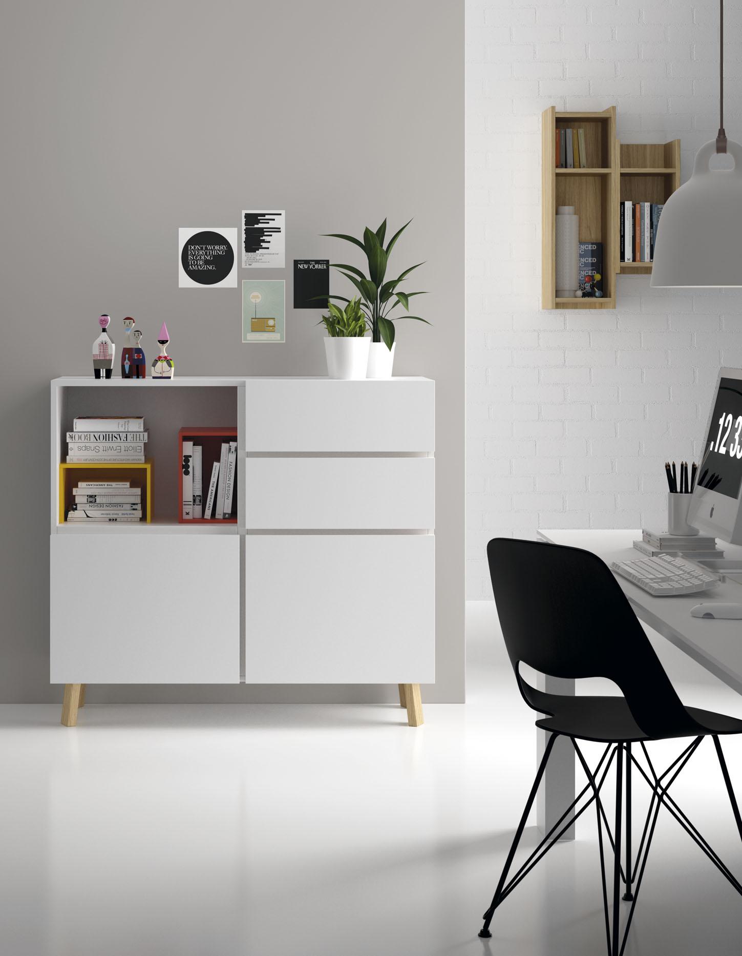 Nueva colecci n lunch vive muebles de estilo n rdico for Momento actual muebles