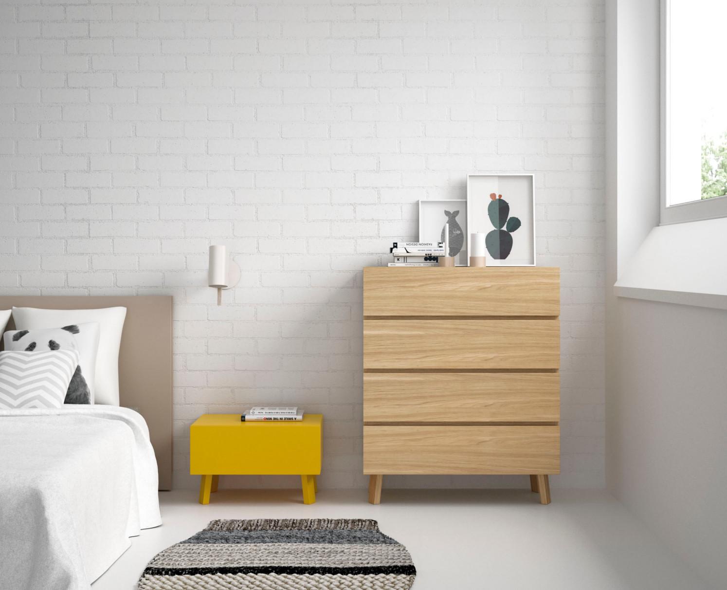 nueva colección lunch vive, muebles de estilo nórdico
