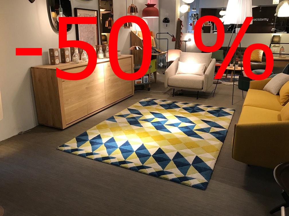 Outlet Gan Rugs alfombra Mosaiek