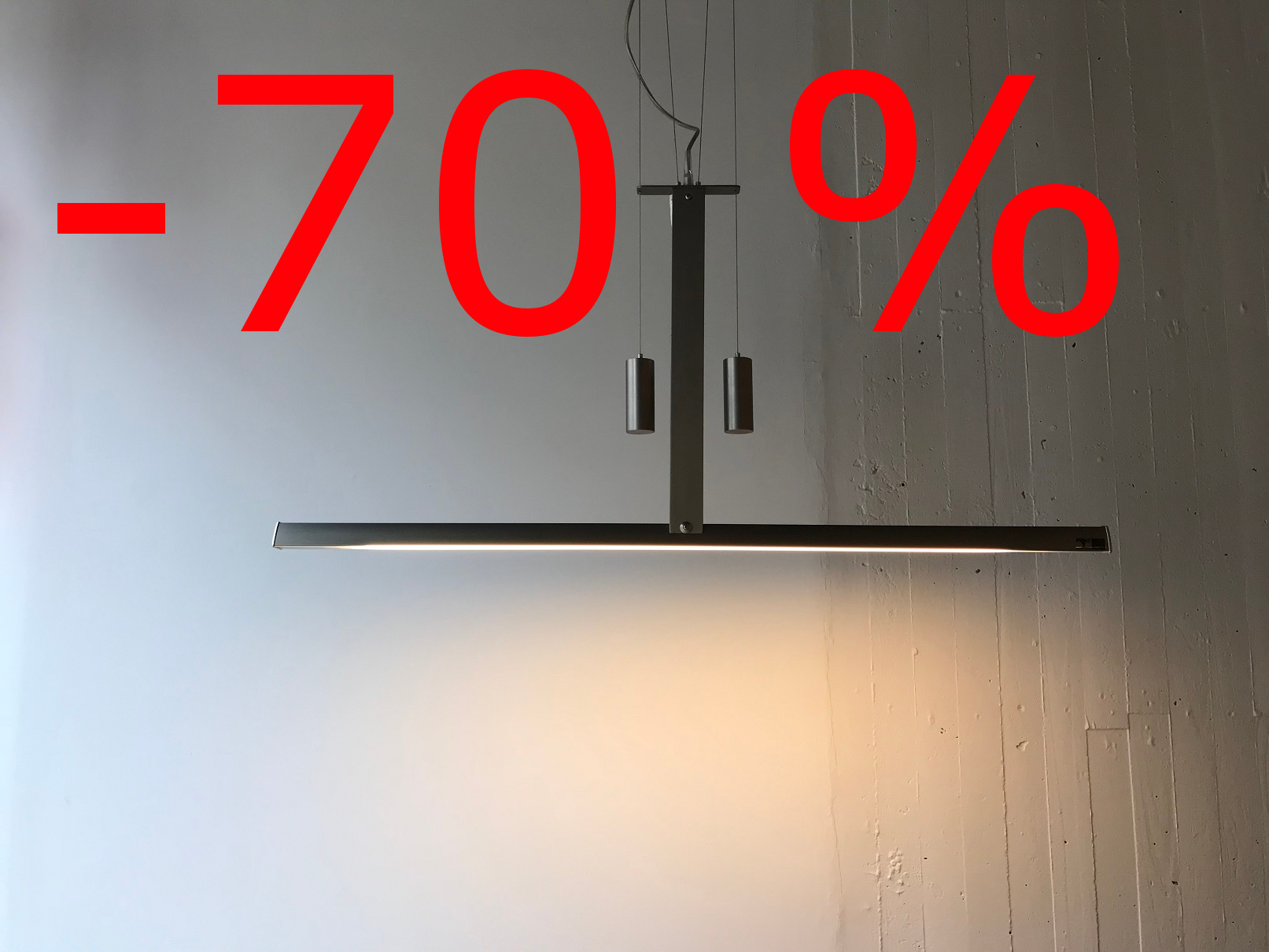 Outlet Pale lampara 1404